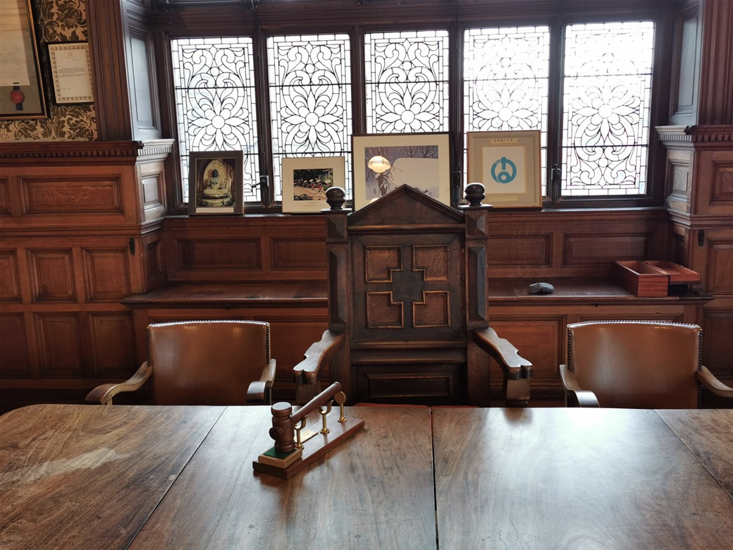 Bungay's historical Council Chambers
